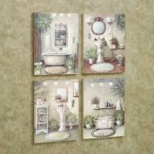 impressive decoration bathroom wall art decor unusual bathroom