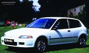 1995 honda civic hatchback honda civic 3 doors specs 1991 1992 1993 1994 1995