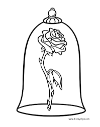 beautiful rose coloring pages gallery style ideas