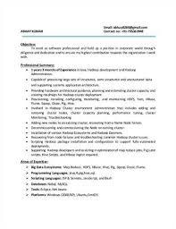 Sample Resume For Java J2ee Developer by Hadoop Developer Resume 19 Project Trainee Resume Samples