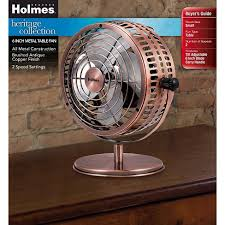 holmes metal table fan bronze hdf1206 btu holmes metal desk fan medium bronze hdf0646 ct target