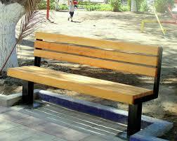 outdoor memorial bench designed u0026 built by veterans