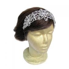 prom hair accessories great gatsby headband 1920 headband vintage wedding