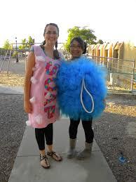 loofah bath sponge and bar of soap diy halloween costume