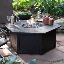 Hexagon Patio Table Hexagon Patio Table Lowes Best Table Decoration