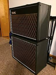 vox ac30 2x12 extension cabinet custom extension cabinet for vox ac15c1 combo amp music gear