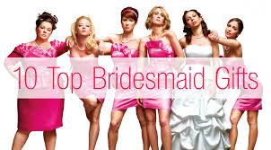 bridesmaids gift ideas brides gift