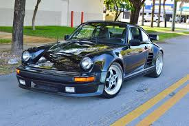 ruf porsche wide body 1988 porsche 911 turbo look g50 wide body for sale 305 988 3092