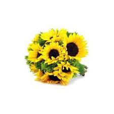 Sunflower Home Decor Raz Imports Sunflower Bouquet Liked On Polyvore Featuring Home