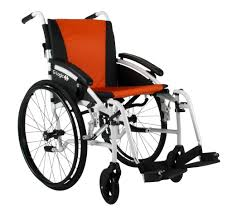 logic self propelled wheelchair