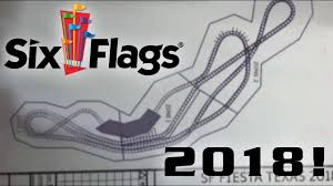 6 Flags California Tickets Six Flags Fiesta Texas Wooden Coaster Now Out Of Date Youtube