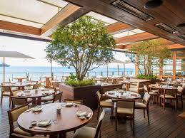 outdoor dining restaurants in los angeles spring 2017 edition