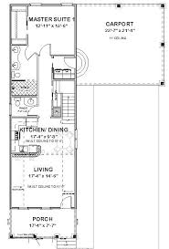 Long Narrow House Floor Plans Best 25 Shotgun House Ideas That You Will Like On Pinterest