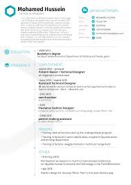 Fashion Designer Resume Templates Free Argumentative Essay Contraception Terminology To Use In A Resume