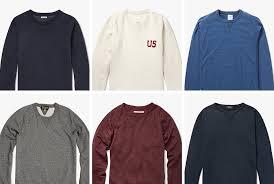 the best sweaters best crew neck sweatshirts for gear patrol