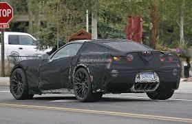 2015 corvette z07 spyshots 2015 chevrolet corvette z07 autoevolution