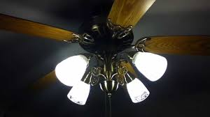quorum classic ceiling fan 1 youtube
