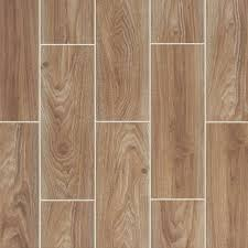 floor and decor wood tile cumberland cafe wood plank ceramic tile 7in x 20in 100191261