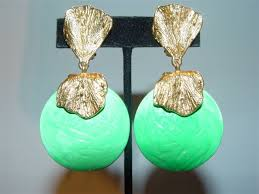 70 s earrings 99 best 1970s vintage jewelry images on vintage