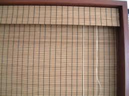 fresh dallas diy bamboo shades outside mount 20616