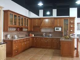 meuble cuisine moderne meuble de cuisine moderne en bois 4 idées de décoration