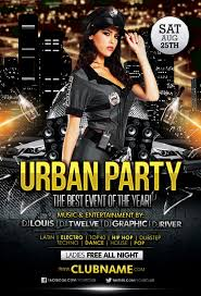 design party flyers now with epic layouts canva party flyer maker