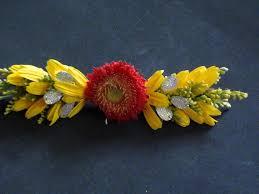 real flowers diy a fresh flower clip