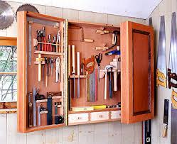 wall mounted tool cabinet new yankee workshop and norm abram fans the new yankee workshop