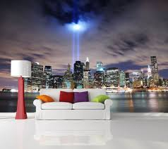 peel and stick photo wall mural decor wallpapers new york skyline peel and stick photo wall mural decor wallpapers new york skyline art 501
