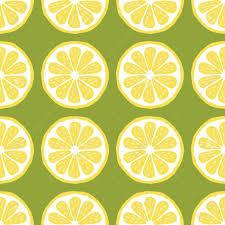 seamless lemon pattern seamless pattern of lemons vector illustration bright print