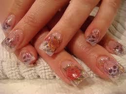 nail art ed hardy tattoo nail art