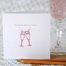 personalised congratulations card by the green gables