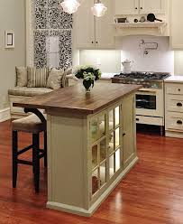 pictures of kitchen islands in small kitchens small kitchen island with seating fpudining