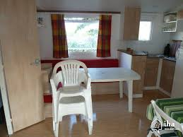mobile home for rent in a camping in sète iha 56069