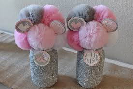 pink and grey baby shower pink and gray baby shower decorations home design ideas and