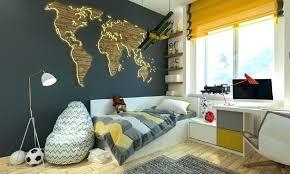 18 World Map Sticker Wall Art World Map Globe Earth Rest The