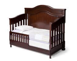 Converting Crib To Toddler Bed Solid Wood Crib That Converts To Toddler Bed Guideline To Crib