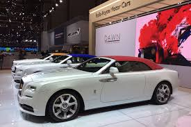 diamond car more diamonds sir rolls royce displays ultimate bespoke