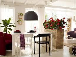 raumteiler wohnzimmer einrichten pflanzen als raumteiler bild 10 schöner wohnen