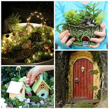 magical fairy gardens for kids growing a jeweled rose