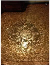 Copper Floor L Cents And Sensibility How To Install A Copper Floor