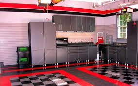 kitchen ideas red and black interior design