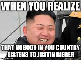 North Korean Memes - i guess north korea is the best country in the world in at least one