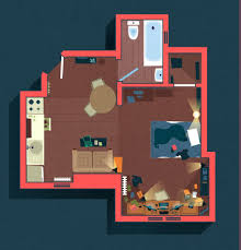 famous tv house floor plans house and home design
