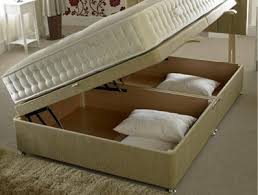 Ottoman Divan Beds Healthopaedic Side Opening Ottoman Divan Base Buy At
