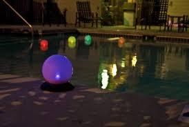 Floating Pool Light Pool Light Globes Koi Pond Lights Chameleon Lighting Floating