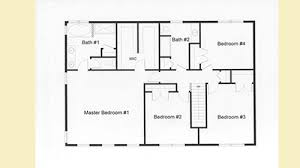 Colonial Floor Plans 2 Story Colonial Floor Plans Monmouth County Ocean County New