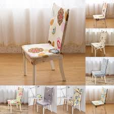 online get cheap embroidered chair covers aliexpress com ishowtidenda universal fresh color stretch spandex dining room wedding banquet chair cover slip cover four seasons