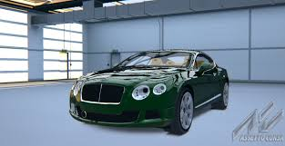 red and black bentley bentley continental gt bentley car detail assetto corsa database
