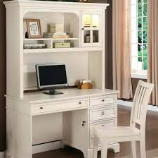 sauder desk with hutch antique white desk with hutch socielle co